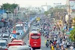 Đẩy mạnh kết nối giao thông TP Hồ Chí Minh với các tỉnh ĐBSCL