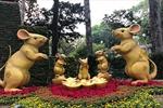 Hơn 4.000 loài 'kỳ hoa dị thảo' quy tụ tại Hội hoa Xuân TP Hồ Chí Minh