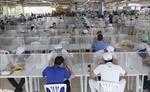 TP Hồ Chí Minh: Doanh nghiệp đông công nhân thực hiện nghiêm 'giãn cách xã hội'