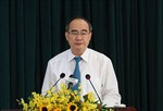 Bí thư Thành ủy Nguyễn Thiện Nhân: Đau xót mỗi khi có cán bộ bị khởi tố