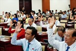 Hội đồng nhân dân TP Hồ Chí Minh thông qua 14 nghị quyết quan trọng