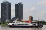 Khai trương tuyến du lịch đường sông tầm trung đầu tiên tại TP Hồ Chí Minh