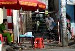 Danh sách các địa điểm phong tỏa tạm thời để phòng dịch COVID-19 tại TP Hồ Chí Minh
