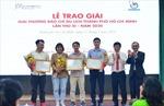 Báo Tin tức năm thứ hai liên tiếp giành giải nhất 'Giải Báo chí Du lịch TP Hồ Chí Minh'