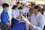 Danh sách 13 đồng chí được Trung ương giới thiệu về TP Hồ Chí Minh ứng cử ĐBQH