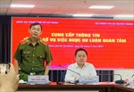 Khởi tố vụ án đua xe trái phép trên đường dẫn cao tốc TP Hồ Chí Minh-Long Thành-Dầu Giây