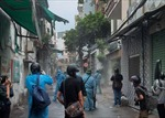 TP Hồ Chí Minh: Phóng viên đi tác nghiệp phải tuyệt đối chấp hành quy định phòng dịch