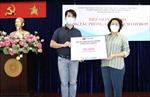 Doanh nghiệp TP Hồ Chí Minhchung tay đẩy lùi dịch bệnh COVID-19