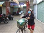 TP Hồ Chí Minh phân chia tần suất đi chợ trong thời gian thực hiện Chỉ thị 16