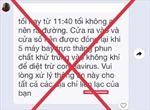 Không có việc TP Hồ Chí Minh sử dụng 5 trực thăng phun chất khử trùng vào không khí để phòng dịch