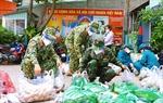 Quân đội đã ủng hộ, chi viện cho TP Hồ Chí Minh với trách nhiệm cao nhất