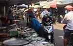 TP Hồ Chí Minh: Người dân 'vùng xanh' tuân thủ nghiêm việc đi chợ 1 tuần/lần