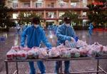 Mang Tết trung thu đến với thiếu nhi trong các bệnh viện dã chiến, khu phong tỏa