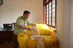 Tạm giữ hơn 1 tấn ruốc thịt gà không rõ nguồn gốc