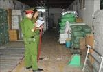 Hà Nội: Phát hiện xưởng sản xuất đồ nhựa, hộp xốp vi phạm an toàn phòng cháy chữa cháy