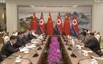 Lãnh đạo Trung Quốc - Triều Tiên nhất trí tạo tương lai tươi sáng cho quan hệ song phương