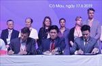 Ký kết tham gia Liên minh sản xuất tôm sạch và bền vững Việt Nam