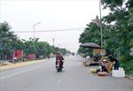 Vĩnh Phúc: Giải tỏa vi phạm hành lang an toàn giao thông tuyến Quốc lộ 2