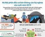 Hà Nội phấn đấu cơ bản không còn hộ nghèo vào cuối năm 2019