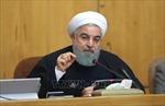 Tổng thống Rouhani khẳng định âm mưu chống Iran của Mỹ đã thất bại