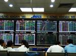 VN-Index 'loanh quanh' vùng đỉnh, cổ phiếu ngành chứng khoán tiếp tục tăng giá