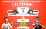 Hành trình hoàn hảo giành HCV SEA Games 30 của đội tuyển U22 Việt Nam