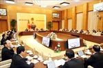Ngày 17/12, khai mạc Phiên họp thứ 40 của Ủy ban Thường vụ Quốc hội khóa XIV