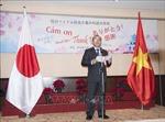 Đại sứ quán Việt Nam tại Nhật Bản tổ chức 'Tiệc cảm ơn'