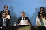 Tổng thống đắc cử Argentina chính thức nhậm chức