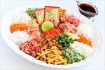 Yee Sang – Món ăn mang lại may mắn trong Năm Mới ở Malaysia