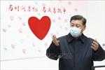 Dịch COVID-19: Trung Quốc đề cao nhiệm vụ kiểm soát dịch bệnh
