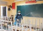 Dịch COVID -19: Tăng cường các biện pháp phòng chống dịch trong trường học, ký túc xá
