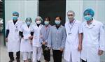 Những chiến sĩ 'áo trắng'trong vùng tâm dịch COVID-19
