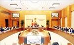 Nghị quyết về việc sắp xếp các đơn vị hành chính tại 6 tỉnh, thành phố