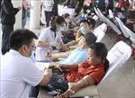 Đông đảo đoàn viên, thanh niên Đà Nẵng tham gia Ngày hội hiến máu tình nguyện