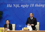Thủ tướng Nguyễn Xuân Phúc chủ trì làm việc giữa Chính phủ và MTTQ Việt Nam