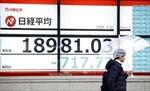 Giá dầu và chứng khoán châu Á giảm sâu trong phiên giao dịch sáng 30/3