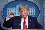 Tổng thống Donald Trump: Đỉnh dịch tại Mỹ sẽ rơi vào lễ Phục sinh