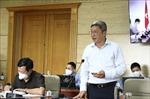 Bộ Y tế đề nghị tăng cường phòng, chống dịch COVID-19 trong các cơ sở y tế