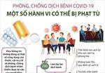 Phòng, chống dịch bệnh COVID-19: Một số hành vi có thể bị phạt tù