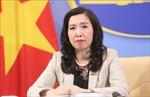 Tiếp tục tạo điều kiện để người nước ngoài về nước phù hợp với các quy định của Việt Nam