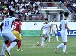 V. League 2020: Hoàng Anh Gia Lai giành 3 điểm đầy may mắn