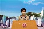 Hong Kong khẳng định Luật An ninh quốc gia giúp duy trì sự ổn định