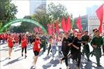 Trên 30.000 người tham gia Ngày chạy Olympic vì sức khỏe toàn dân