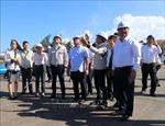 Bộ trưởng Nguyễn Chí Dũng: Sớm sửa chữa hệ thống máy khử nước biển thành nước sạch trên đảo Lý Sơn