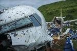 Nhóm điều tra bắt đầu xem xét hộp đen máy bay Ấn Độ gặp nạn