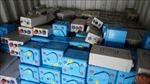 Phát hiện vụ vận chuyển hơn 28 tấn bình ắc quy đã qua sử dụng
