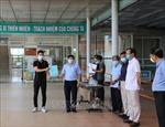 Bệnh nhân COVID-19 thứ 717 và 719 xuất viện
