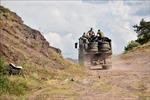 Nga tập trận với Armenia