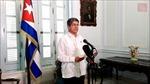 Cuba phản đối Mỹ thắt chặt biện pháp cấm vận
